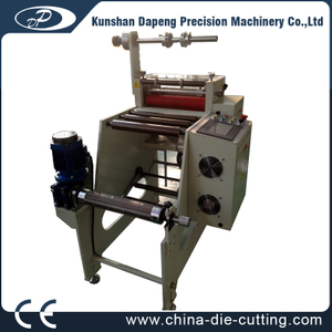 360tq Adhesive Tape and Rigid PVC Lamination Cutting Machine
