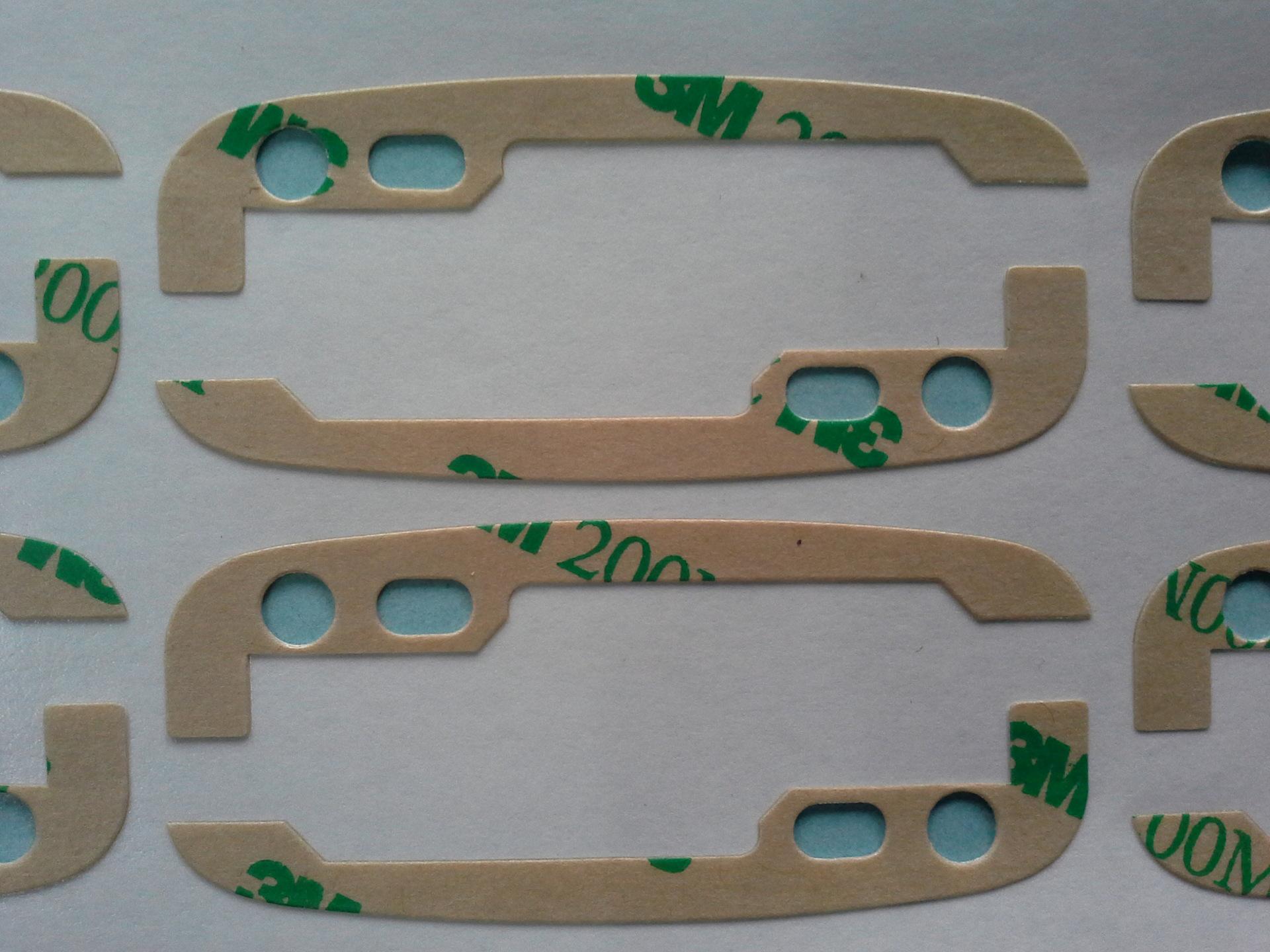 insulation automatic die-cutting machine PVC die cutting machine printting label die cutting machine (1)