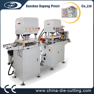 Adhesive wine label die cutting machine ( label making machine)