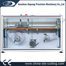 Label inspection machine , rewinding machine