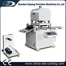 High Density Sponge and Filtering Sponge Die Cutting Machine