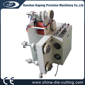 hot laminating machine for steel foil /Aluminum tape (DP-200)