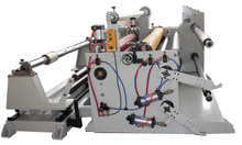 automatic multi function laminating and slitting machine